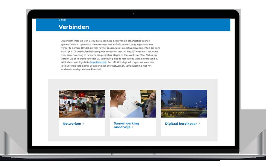 breda business portfolio Renee ter Berg